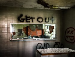 Urban Exploration and Decay